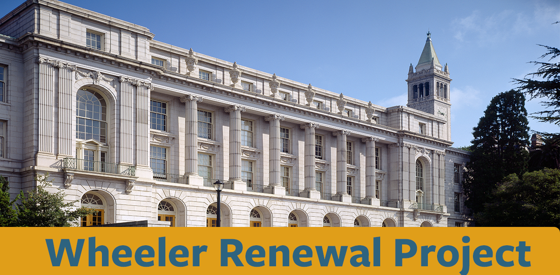Wheeler Renewal Project
